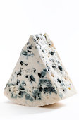 Piece of French Roquefort Cheese