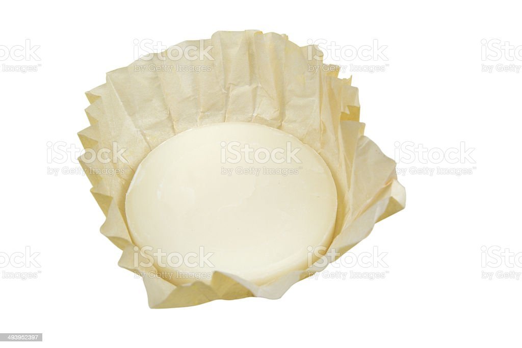 Piece of soap stock photo