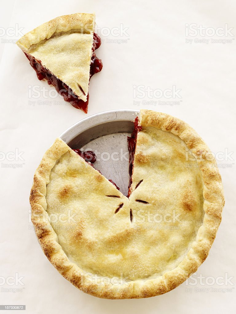 Piece of the Pie stock photo