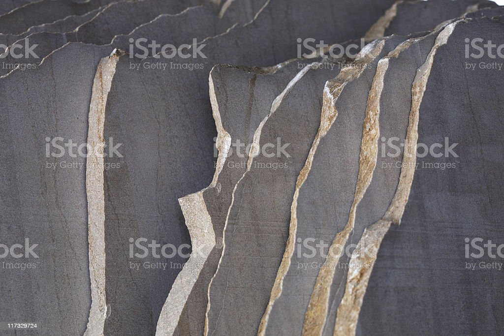 Pieces of Marble Stone stock photo