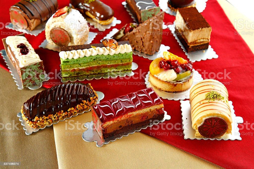 pie,one cake stock photo