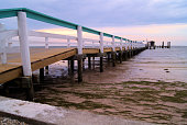 Pier at Bokeelia, Florida