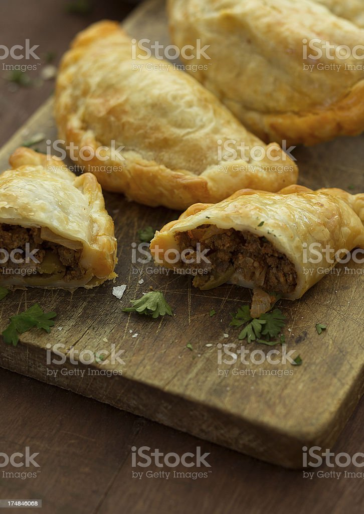 empanadas royalty-free stock photo