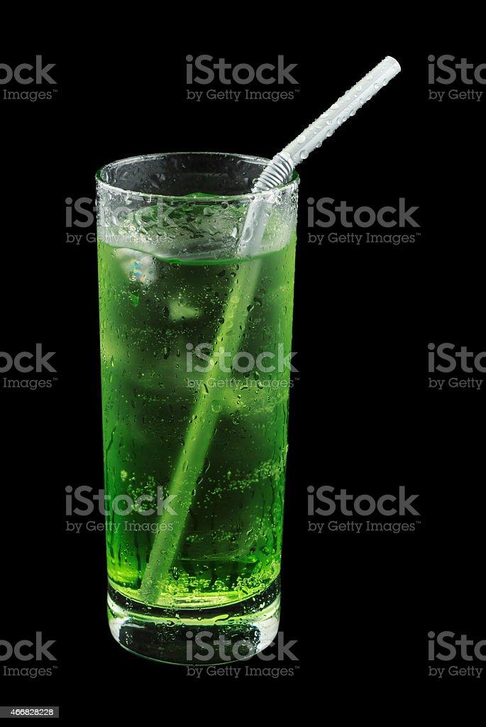 Piggelin Drink stock photo