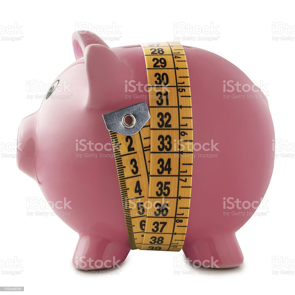 Piggy bank royalty-free stock photo
