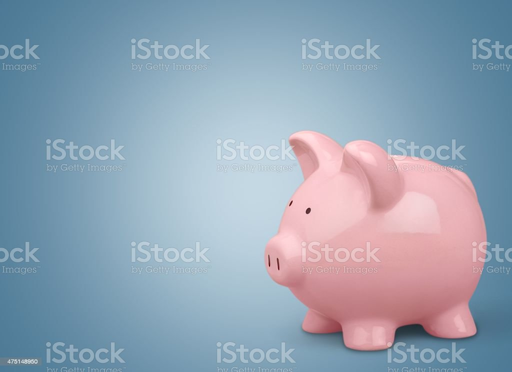Piggy Bank, Pig, Savings stock photo