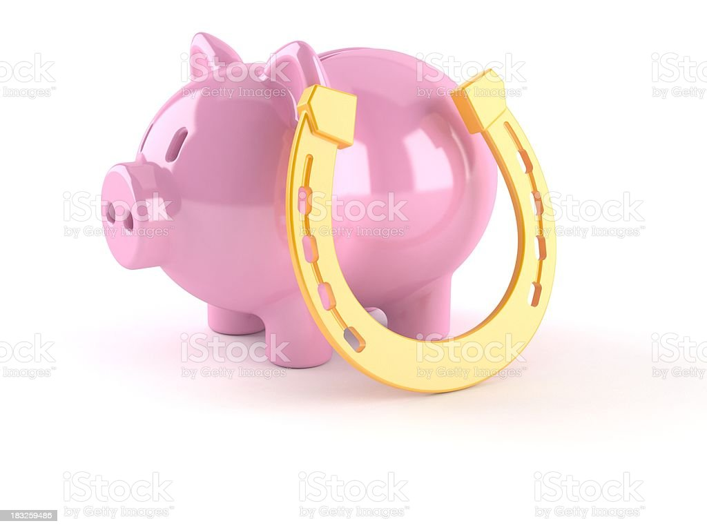 Piggybank royalty-free stock photo