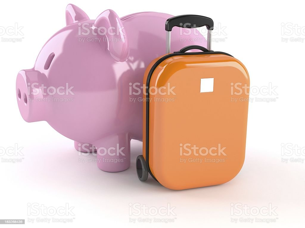 Piggybank royalty-free stock photo
