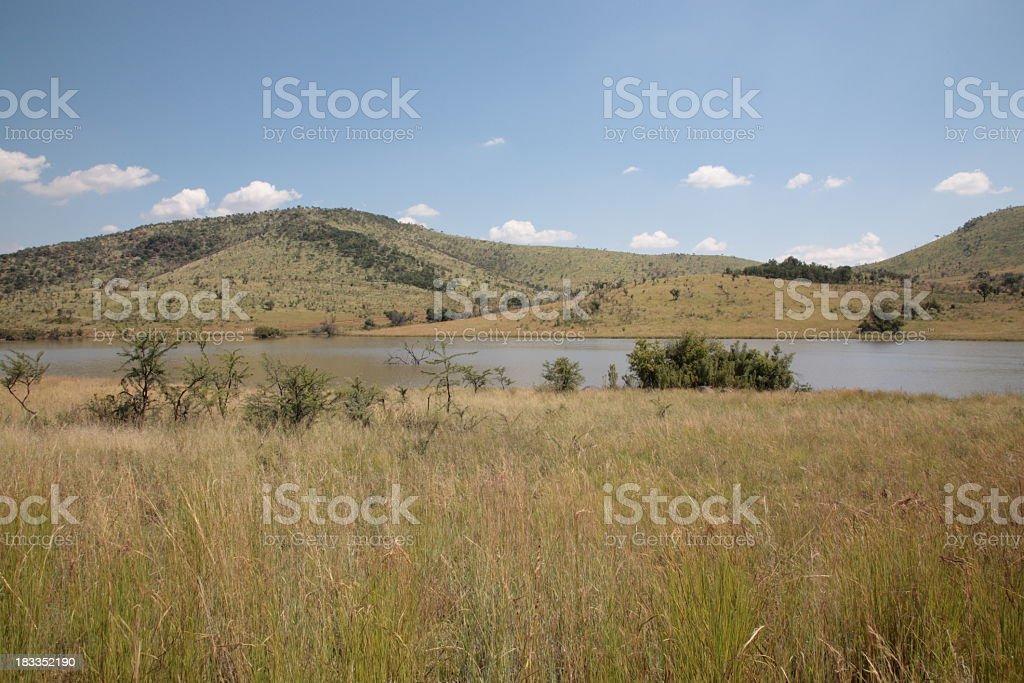 Pilanesberg National Park royalty-free stock photo