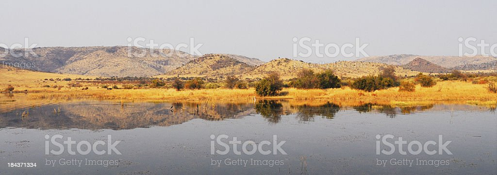 Pilanesberg National Park royalty-free stock photo