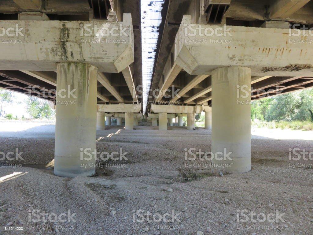 Pilastri stock photo