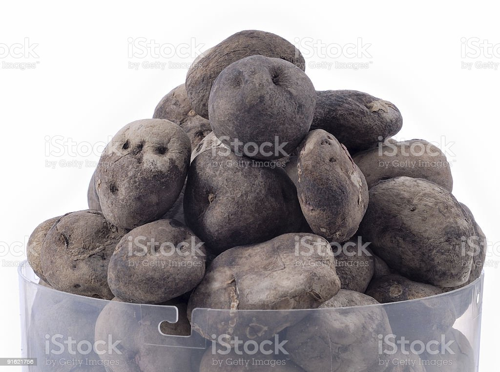 Pile of chu?os stock photo