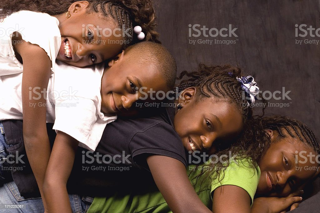 pile-up!!! royalty-free stock photo