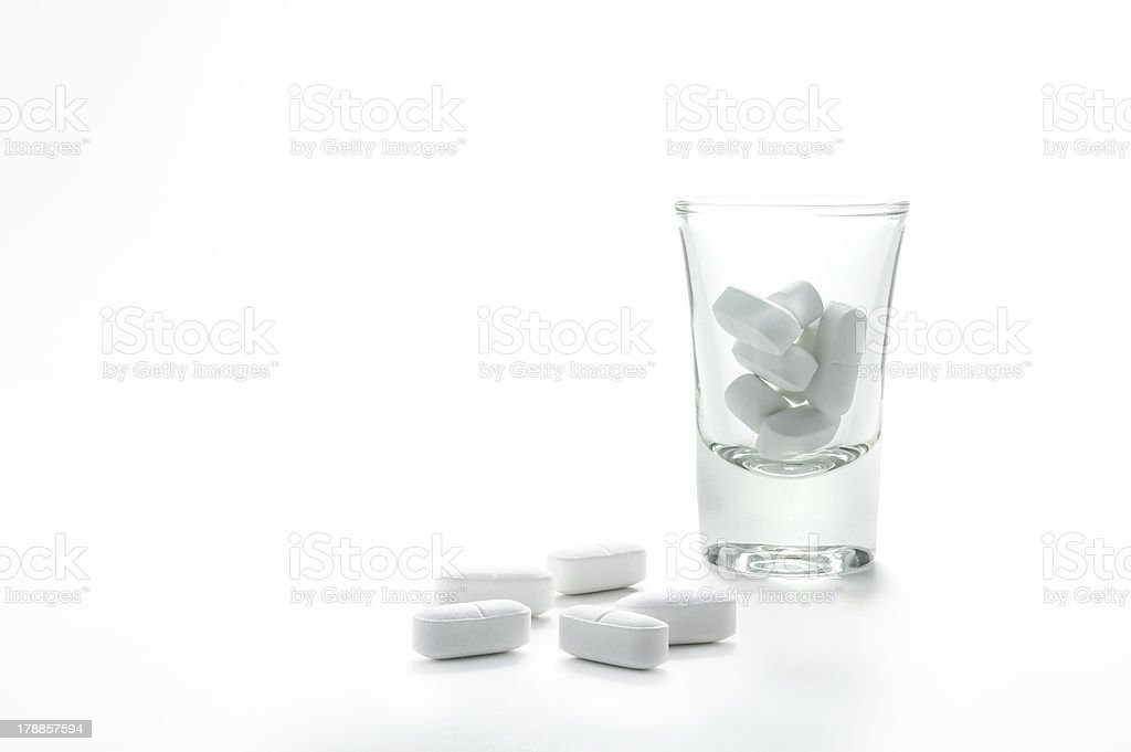 pill all purpose royalty-free stock photo