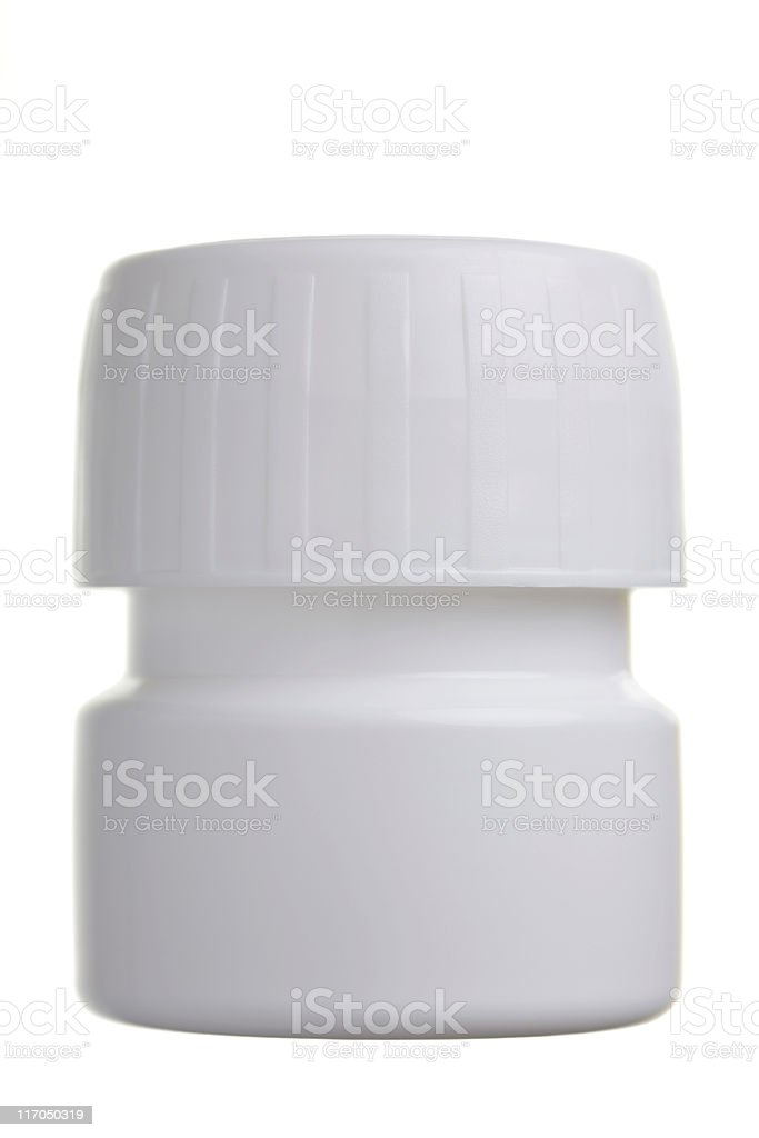pill container royalty-free stock photo