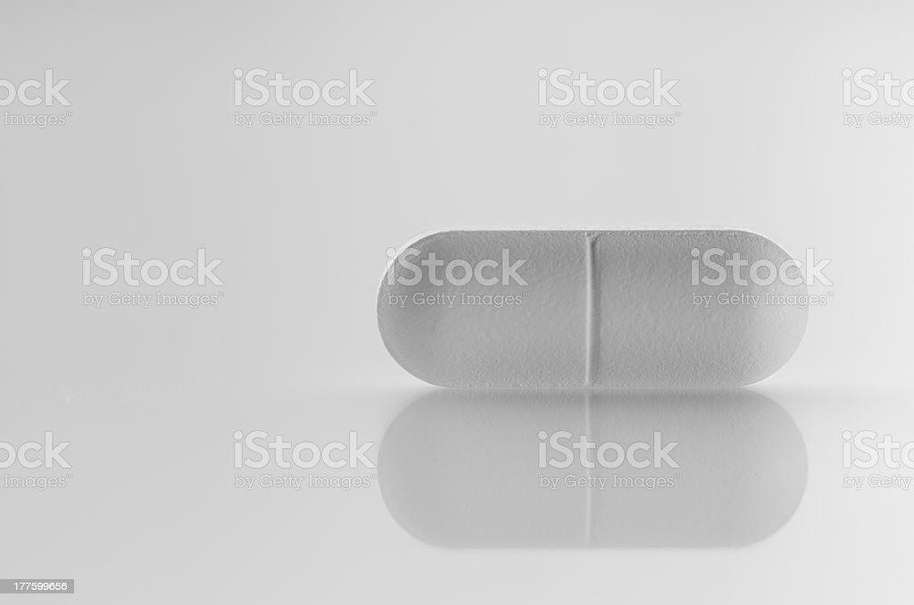 Pill royalty-free stock photo