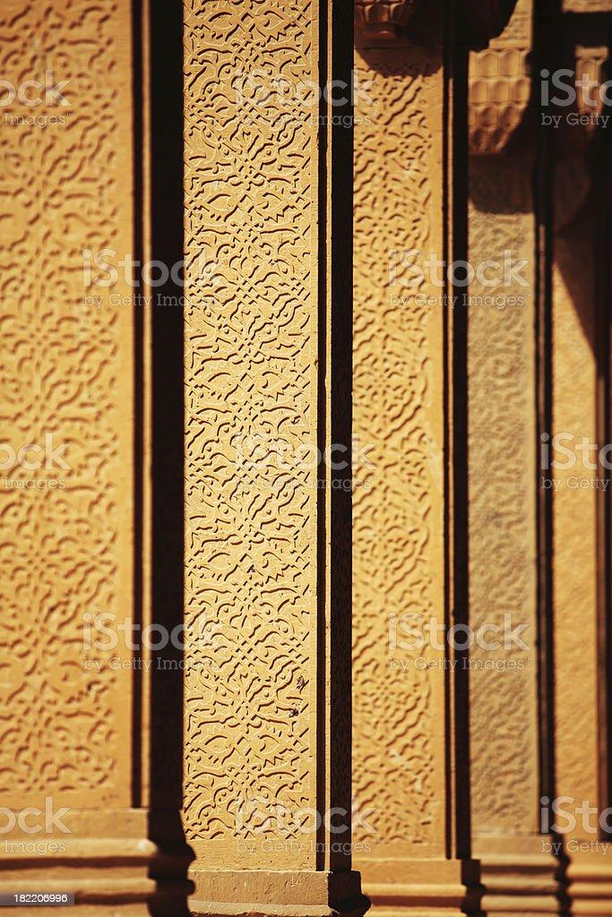 Pillars of Islam stock photo
