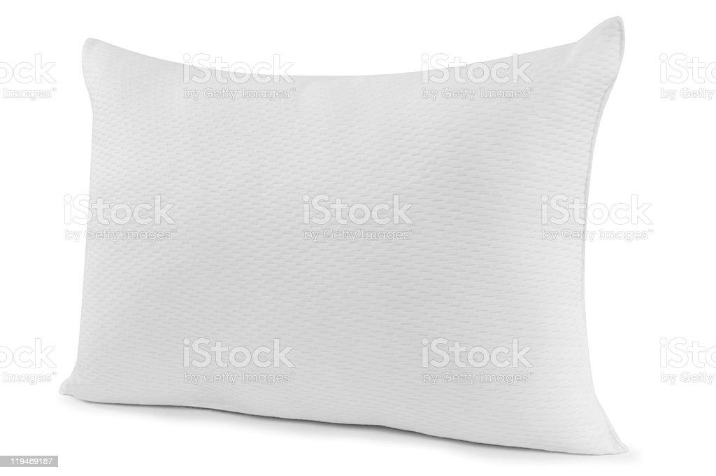 Pillow. royalty-free stock photo