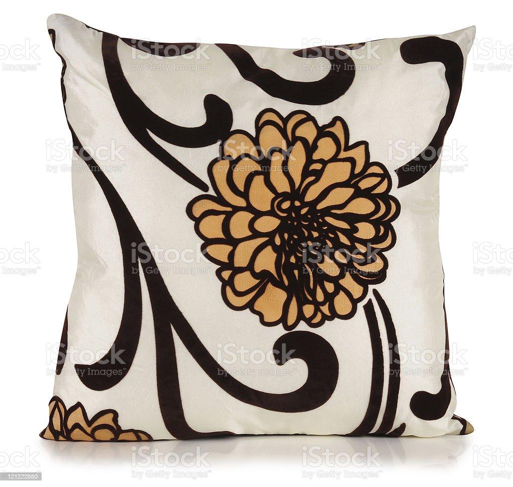 Pillow. stock photo