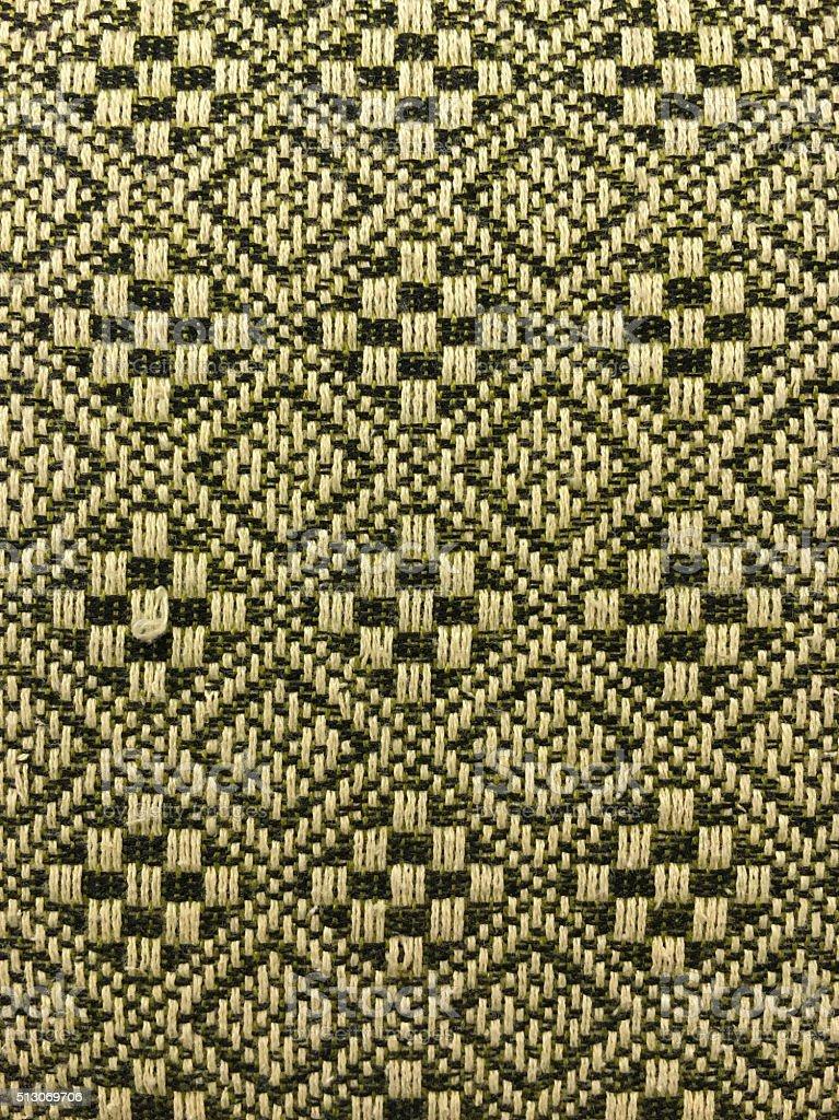 Pillow textures stock photo