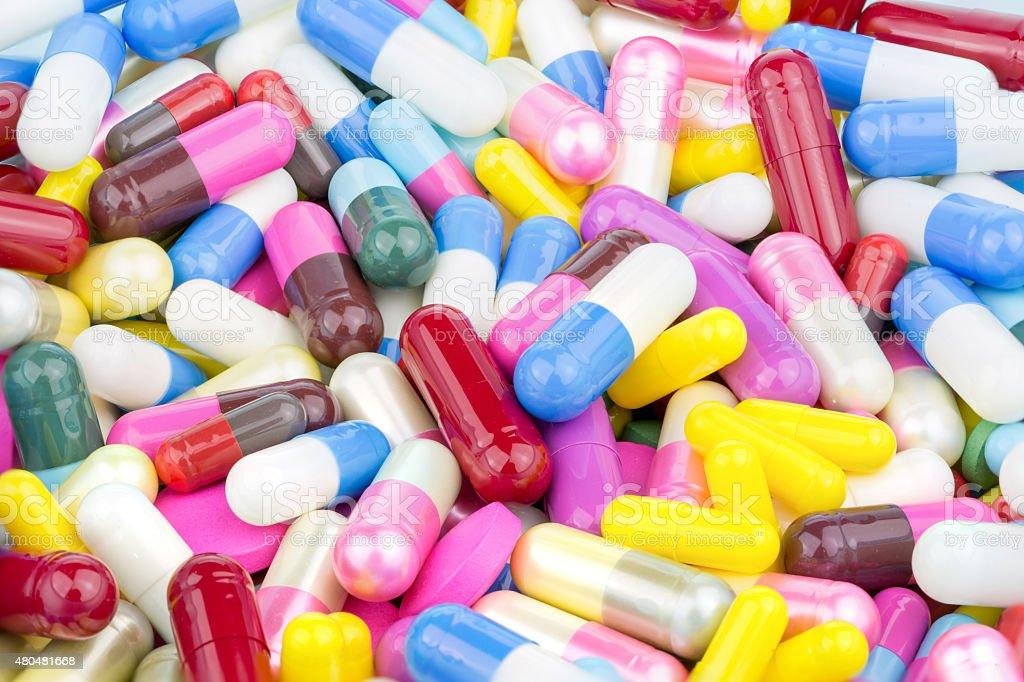 pills, capsule, capsules, medication, health, tablets, pharmaceu stock photo