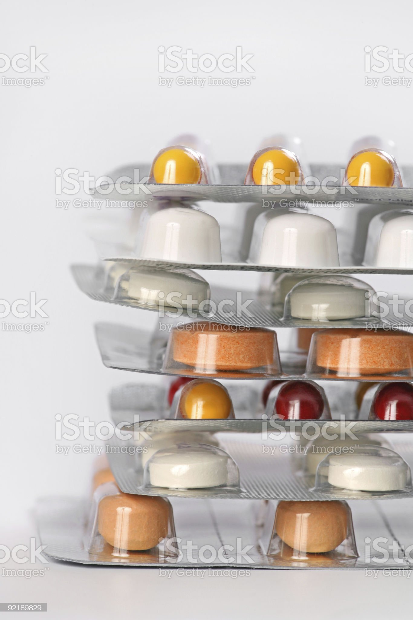 pills close up royalty-free stock photo