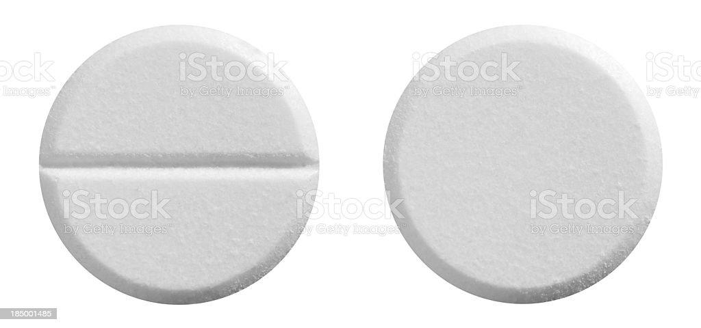 Pills stock photo