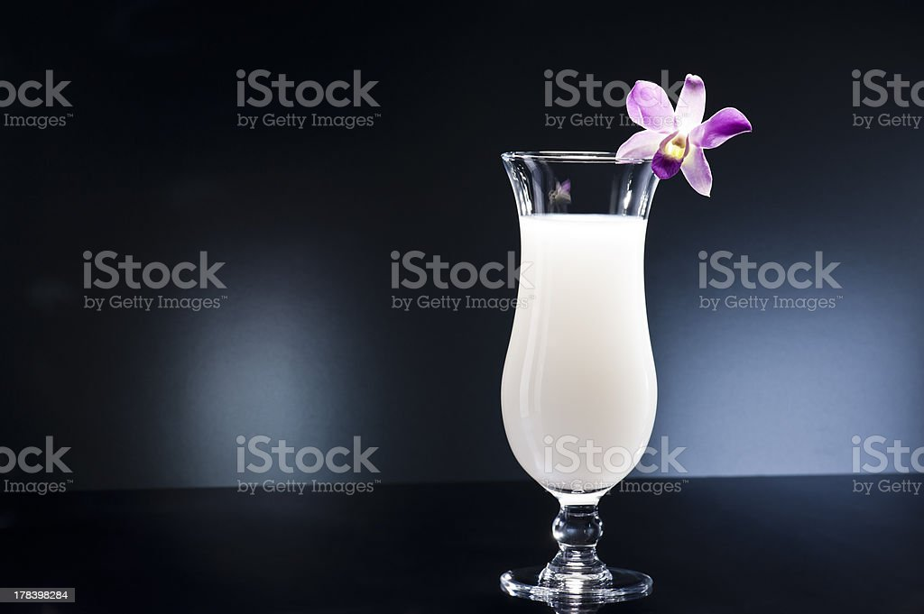 Pina Colada royalty-free stock photo