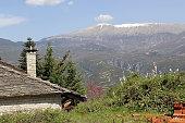 Pindos Mountain Vista