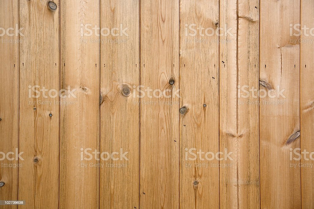 Pine Wood Panels royalty-free stock photo