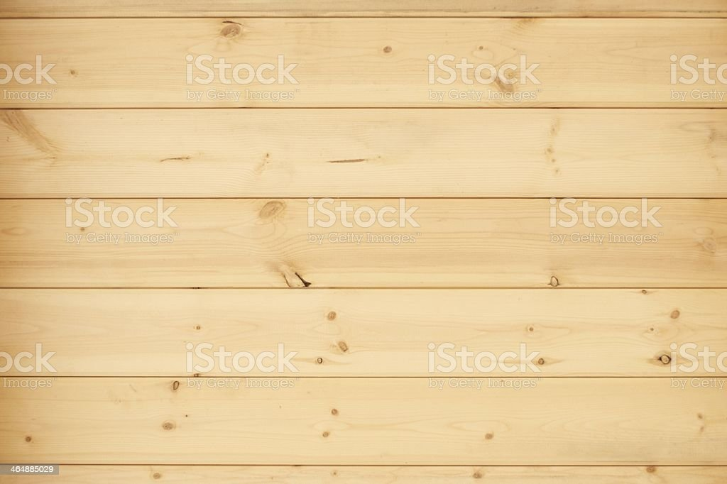 Pine Wood Planks stock photo