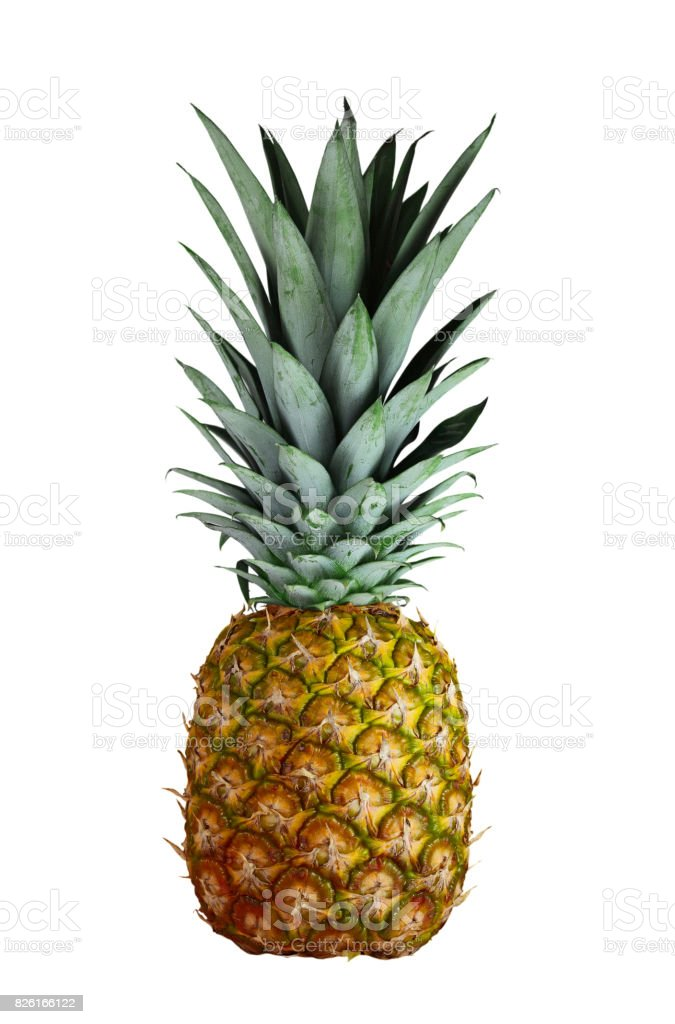 Pineaple stock photo
