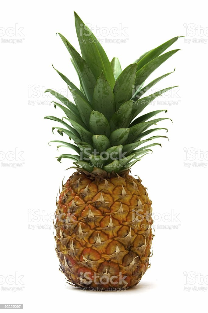pineapple 5 royalty-free stock photo