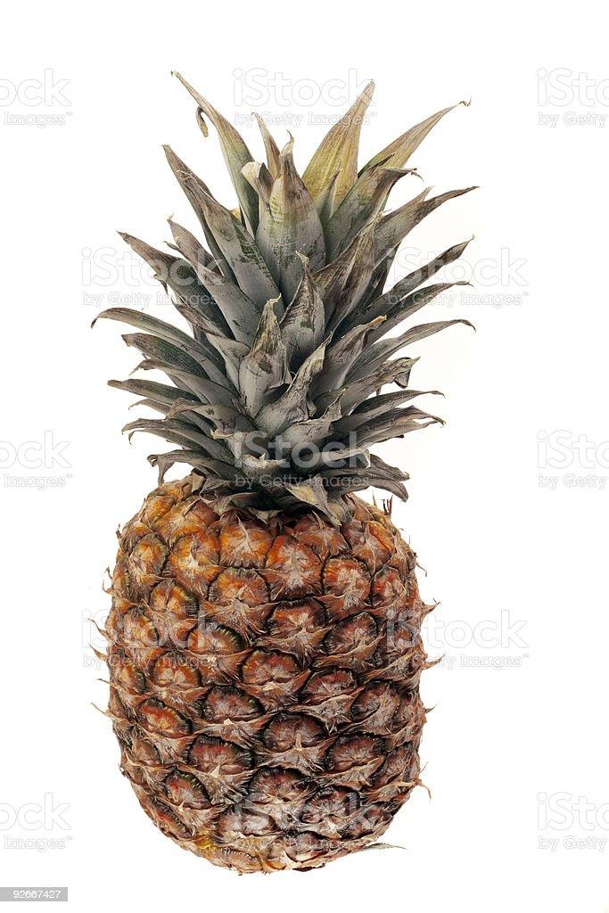 pineapple II royalty-free stock photo