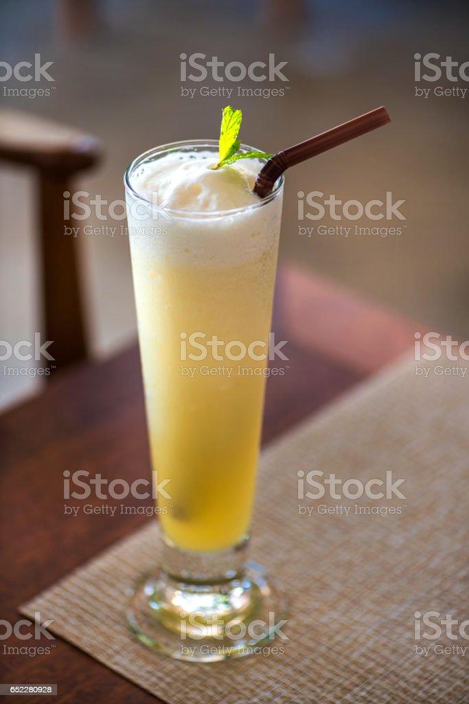 Pineapple Jucie stock photo