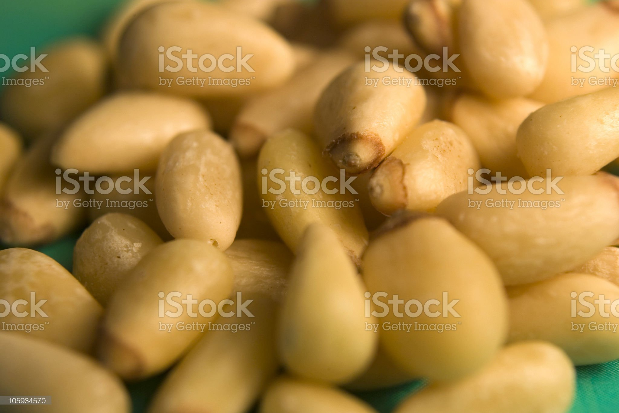 Pine-tree kernel royalty-free stock photo