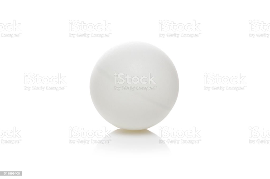 ping-pong ball stock photo