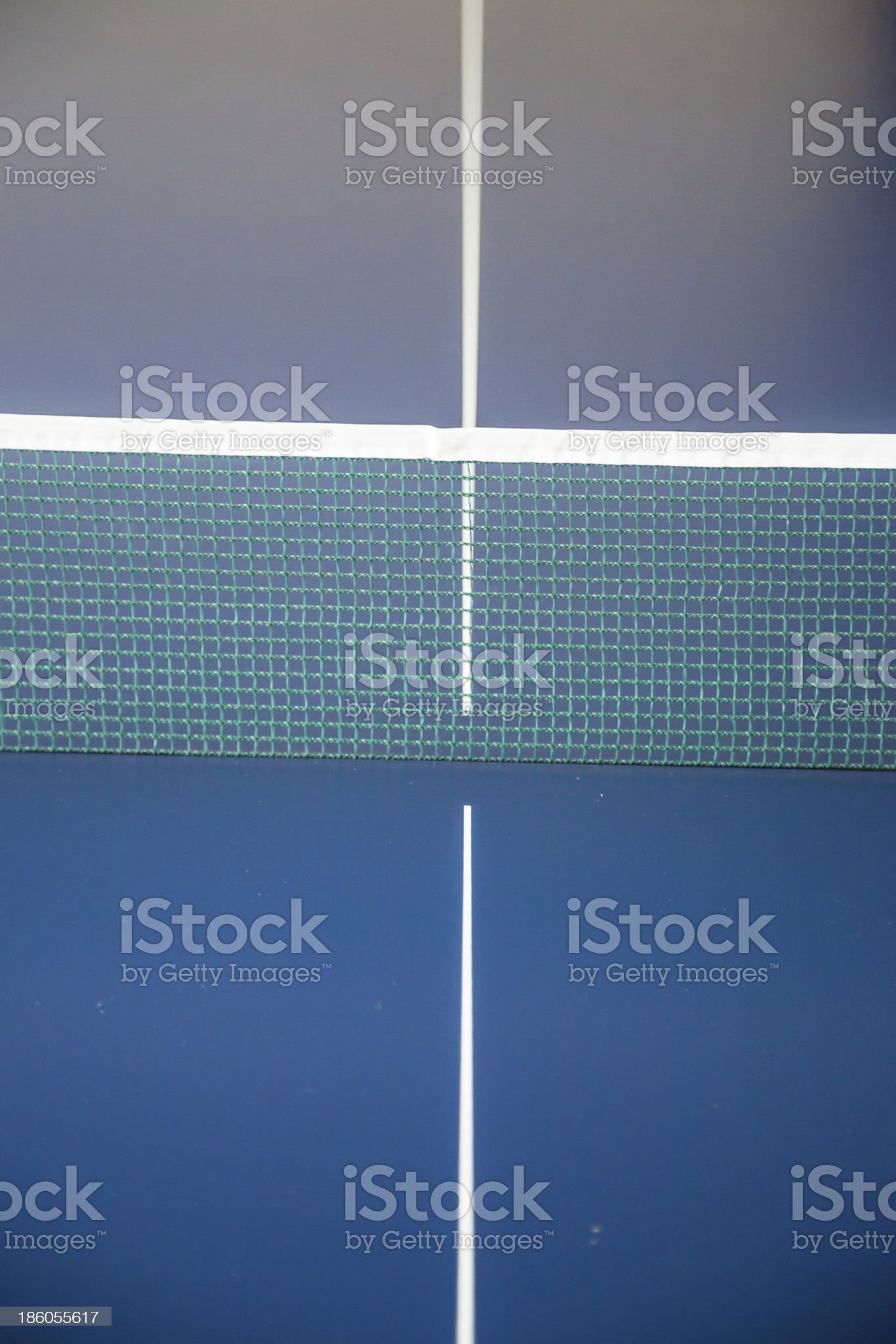pingpong table royalty-free stock photo