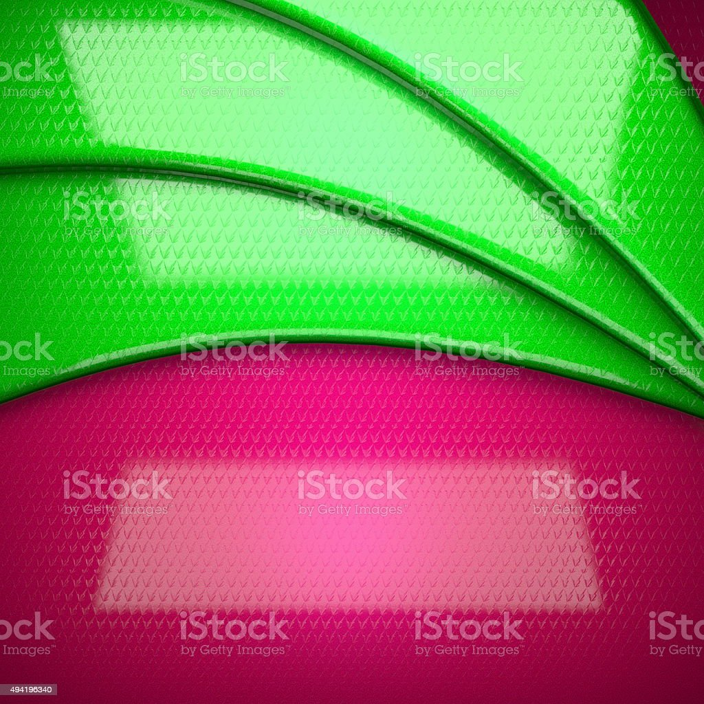 pink and green bright background stock photo