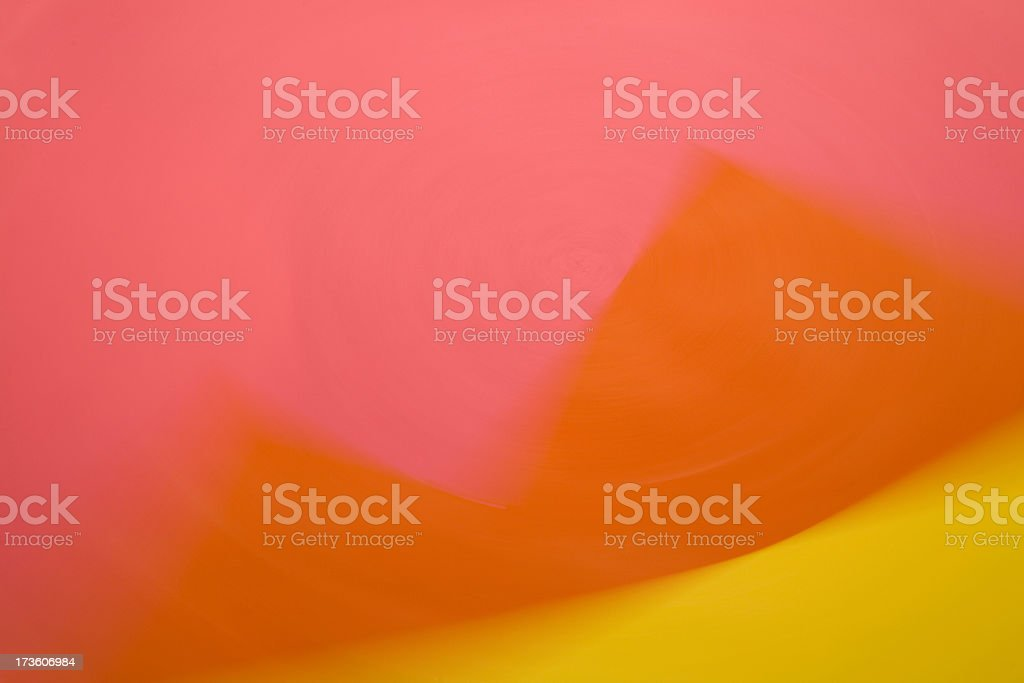 Pink and Orange Abstract Background royalty-free stock photo