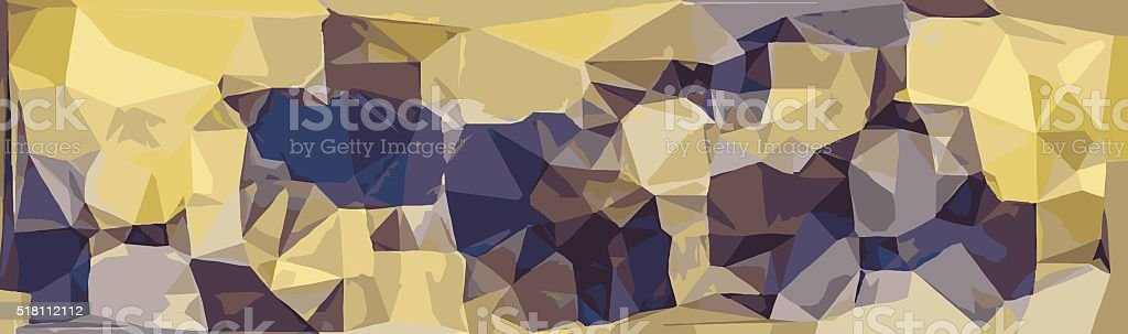 pink blue yellow abstract background in panorama stock photo