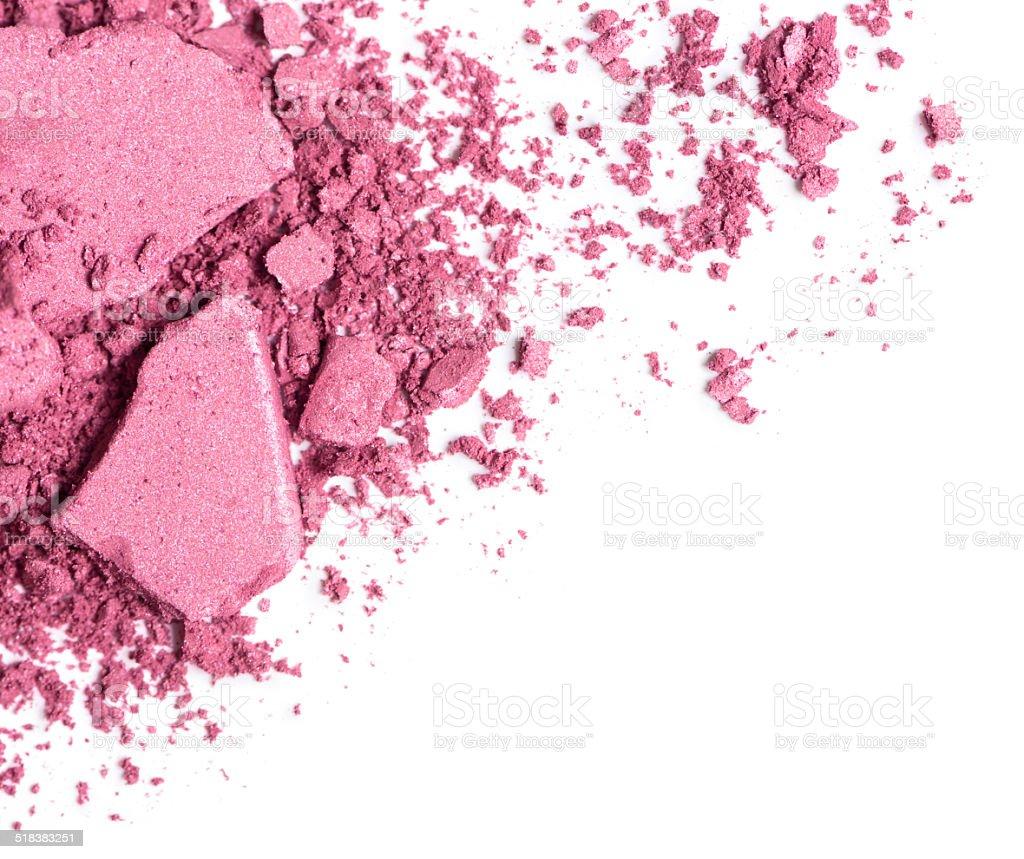 Pink blush stock photo