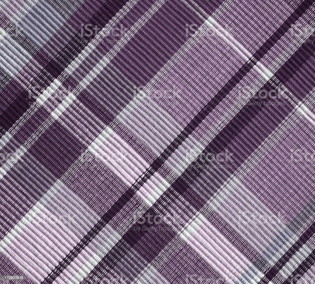 pink checked cotton fabric royalty-free stock photo