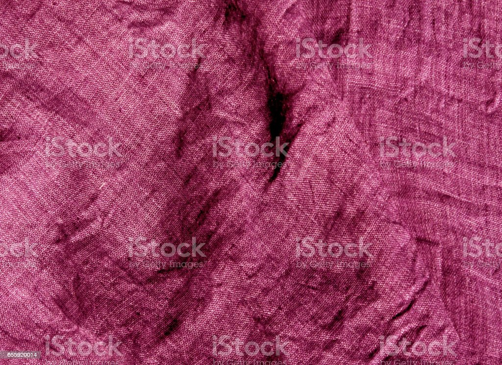 pink color textile pattern. stock photo