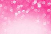 Pink Defocused Lights Background