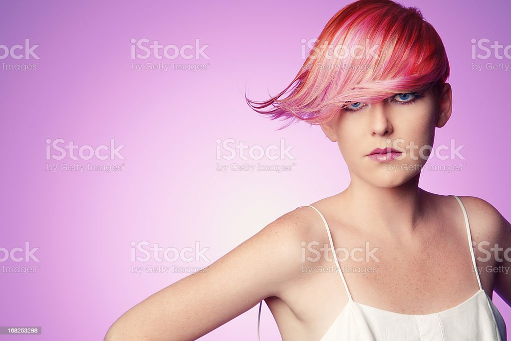 Pink Dreaming royalty-free stock photo