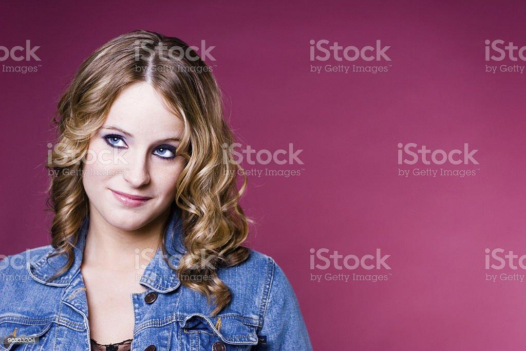 Pink Dreams royalty-free stock photo