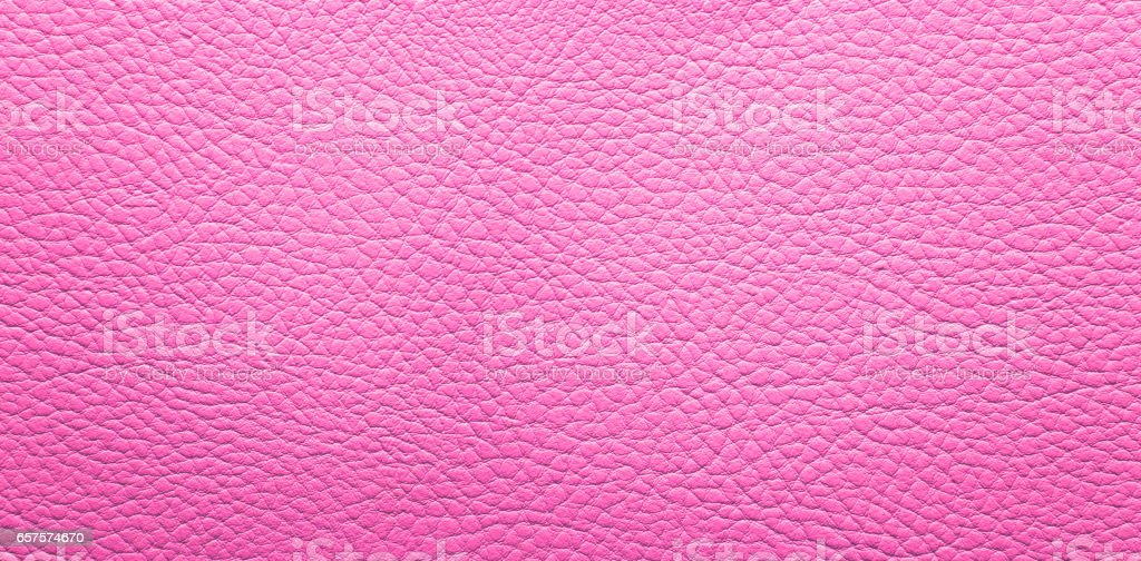 Pink eco-leather background stock photo