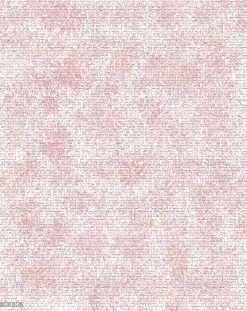 Pink Flower Background royalty-free stock photo