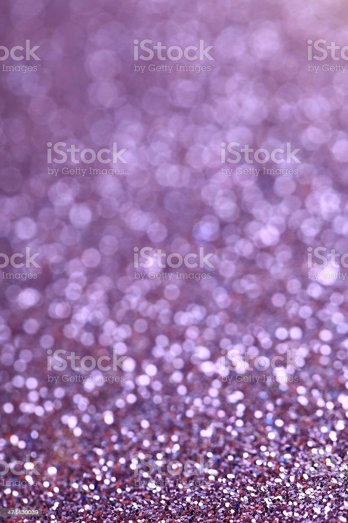 Pink Glitter royalty-free stock photo
